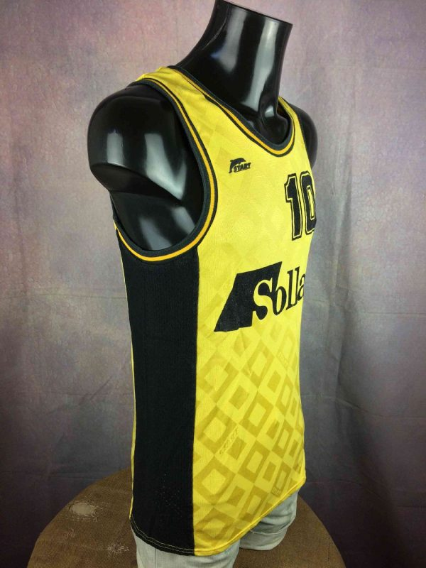 SOLLAC Maillot 10 Made in France Vintage 80s Gabba.. 3 - SOLLAC Maillot #10 Made in France Vintage 80s