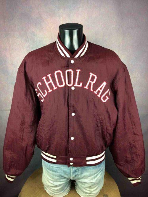 School Rag veste