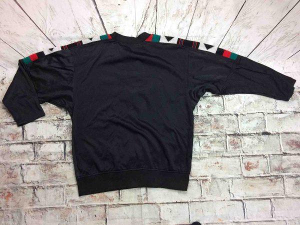 VINTAGE 80s Ensemble Sweat Jupe Noir Unisex Gabba Vintage 6 rotated - VINTAGE 80s Ensemble Sweat Jupe Noir Unisex