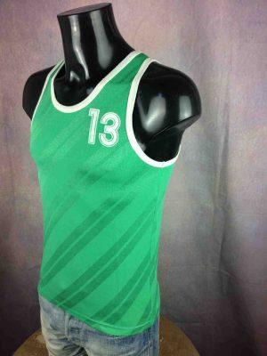VINTAGE 80s Maillot #13 Basketball Porté - Gabba Vintage