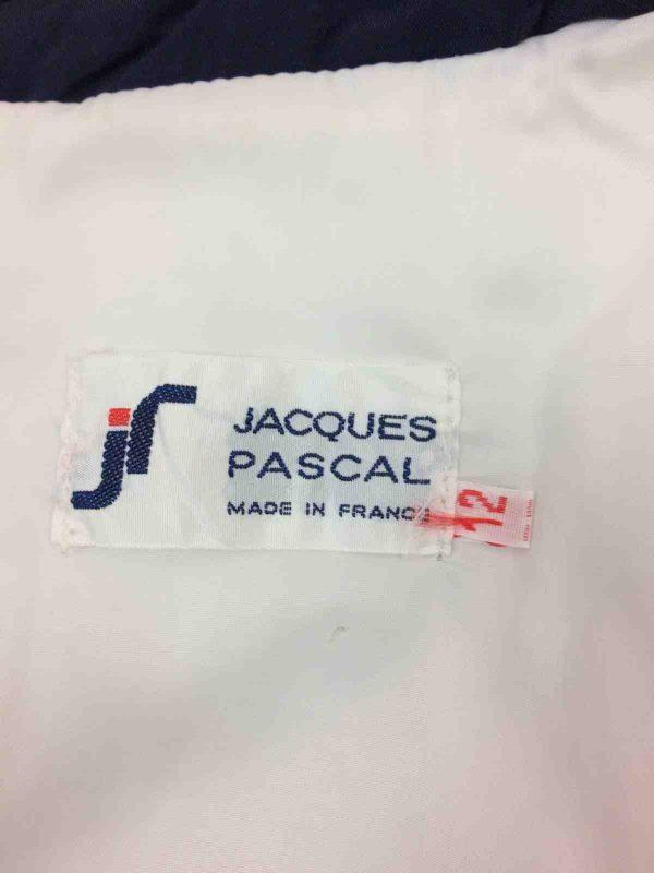 Veste Jacques Pascal Gilet Vintage Annee 80 Gabba Vintage 2 rotated - Veste Jacques Pascal Gilet Vintage Année 80