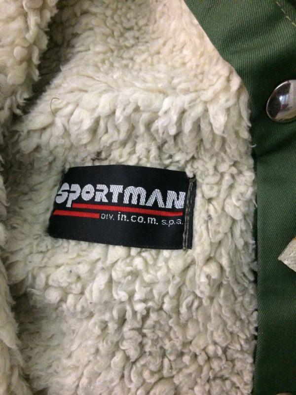 Veste Parka Sportman Vintage 80s Classic M51 3 - Veste Parka Sportman Vintage 80s Classic M51