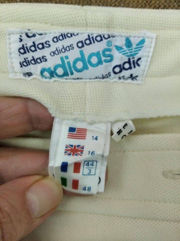 ADIDAS Shorts Vintage Annee 80 Trefoil Tennis Gabba.. 2 - ADIDAS Shorts Vintage Année 80 Trefoil Tennis