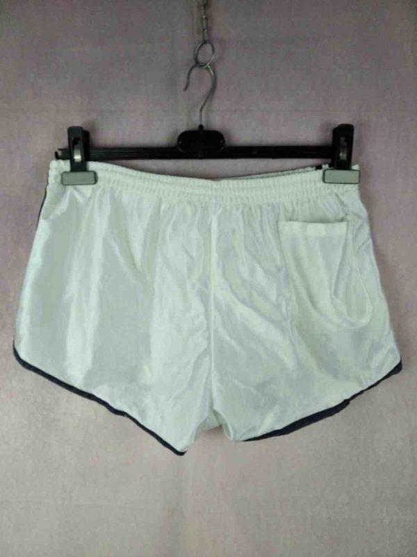 Adidas shorts vintage 1 - ADIDAS Shorts Vintage Année 80 Trefoil Nylon