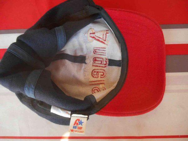 CALIFORNIA ANGELS Casquette Vintage 90s Laine Gabba.. 1 - CALIFORNIA ANGELS Casquette Vintage 90s Laine