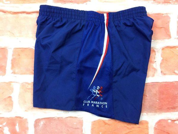 CLUB MARATHON FRANCE Shorts Double Neuf Gabba Vintage 1 rotated - CLUB MARATHON FRANCE Shorts Doublé Neuf