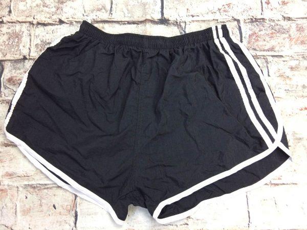 Shorts CSV, Véritable vintage 1996, Homme, taille élastique et serrage cordon, 3 bandes sur les côtés, échancré, Running Armée Jogging Marathon France