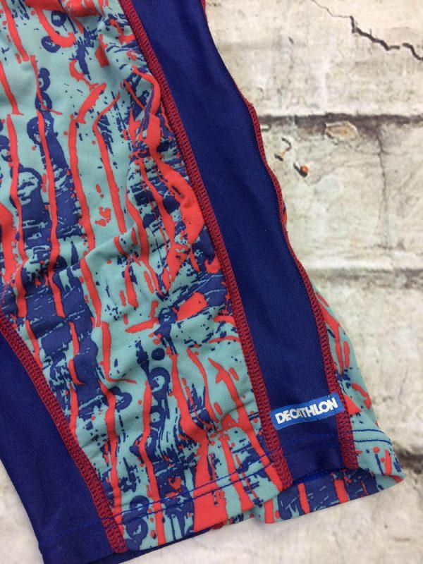 DECATHLON Cuissard Shorts Vintage Annees 90s Gabba Vintage 3 rotated - DECATHLON Cuissard Shorts Vintage Années 90s