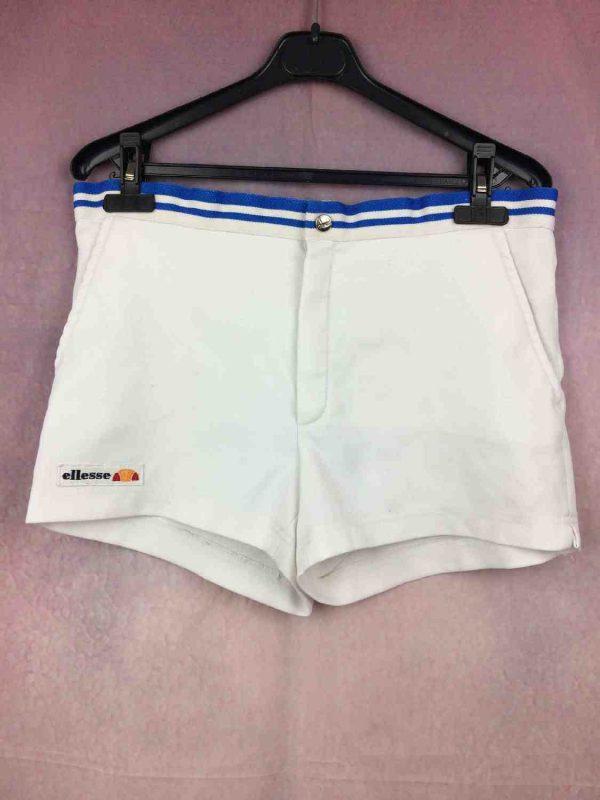 ELLESSE Shorts Made in Italy Vintage 80s - Gabba Vintage