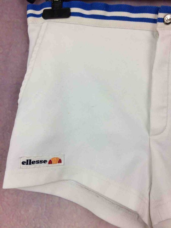 ELLESSE Shorts Made in Italy Vintage 80s Gabba Vintage 3 - ELLESSE Shorts Made in Italy Vintage 80s