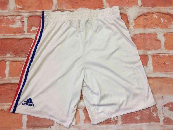 FRANCE Shorts Adidas Euro Cup 2008 Home FFF Gabba Vintag 1 - FRANCE Shorts Adidas Euro Cup 2008 Home FFF