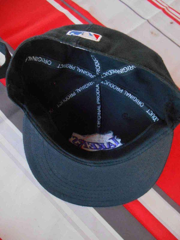 LOS ANGELES LAKERS Casquette Basketball NBA Gabba Vintage 1 - LOS ANGELES LAKERS Casquette Basketball NBA