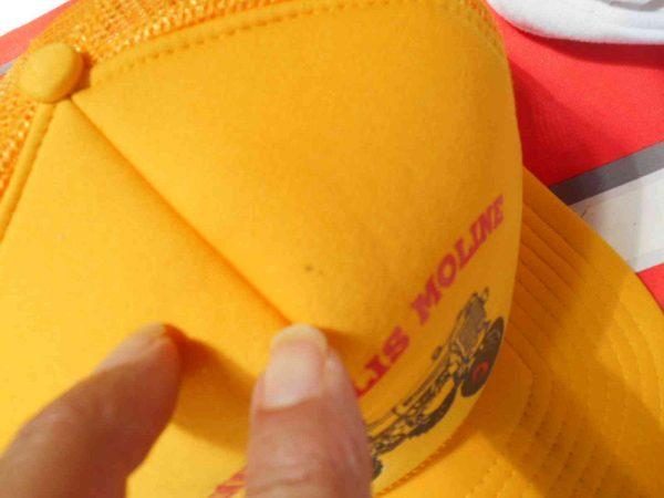 MINNEAPOLIS MOLINE Casquette Vintage 80s Gabba Vintage 1 - MINNEAPOLIS MOLINE Casquette Vintage 80s