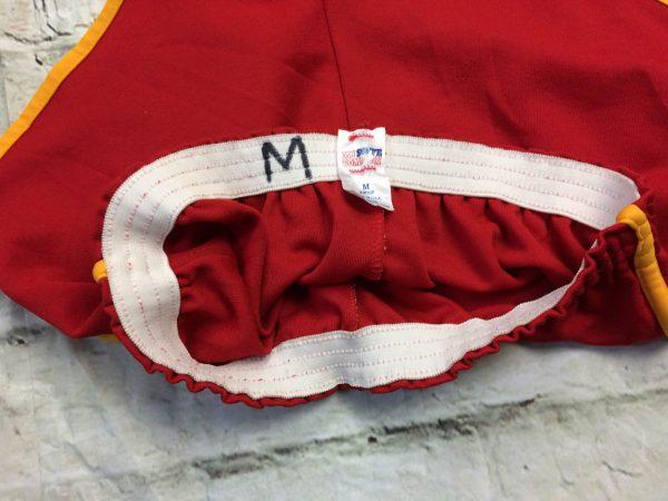 MJ SOFFE COMPANY Shorts Vintage 70s Made USA Gabba Vintage 1 rotated - MJ SOFFE COMPANY Shorts Vintage 70s Made USA