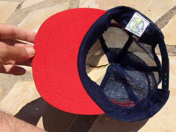 MODERN MATERIALS CORPORATION Casquette 80s Gabba Vintag 1 - MODERN MATERIALS CORPORATION Casquette 80s