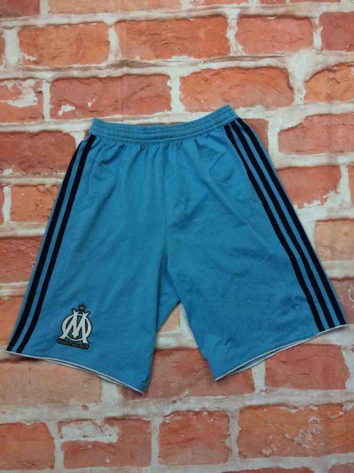 Marseille Shorts Vintage 2010 2011 Adidas OM - Gabba Vintage (2)