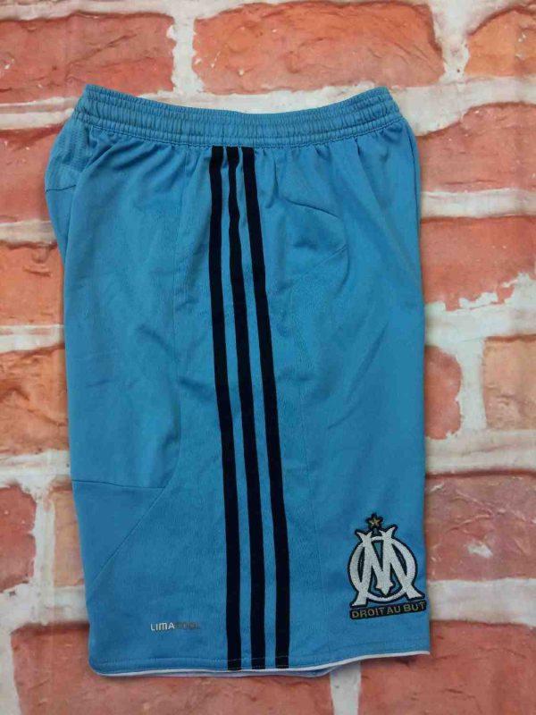 Marseille Shorts Vintage 2010 2011 Adidas OM Gabba Vintage 6 - Marseille Shorts Vintage 2010 2011 Adidas OM