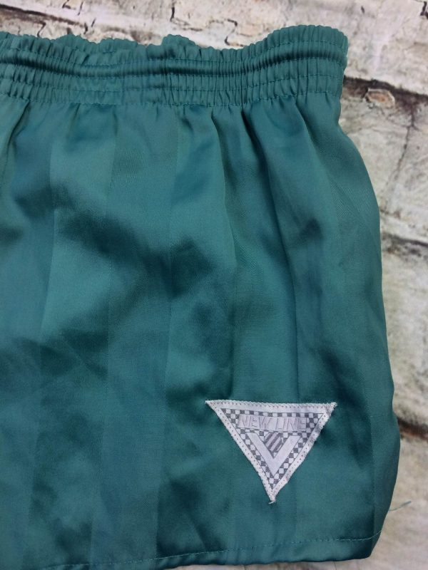 NEW LINE Shorts Vintage 90s Double Running 3 - NEW LINE Shorts Vintage 90s Doublé Running