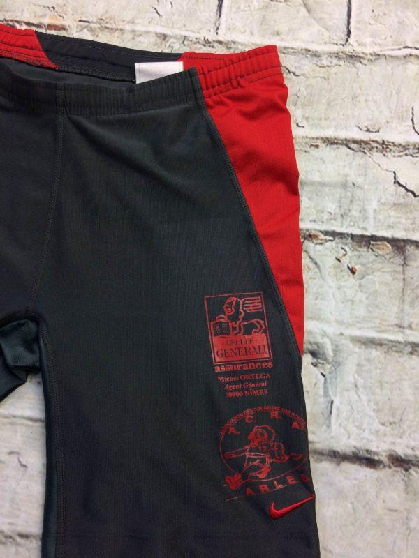 NIKE Cuissard Shorts Vintage 00s Running Gabba Vintage 3 rotated - NIKE Cuissard Shorts Vintage 00s Running