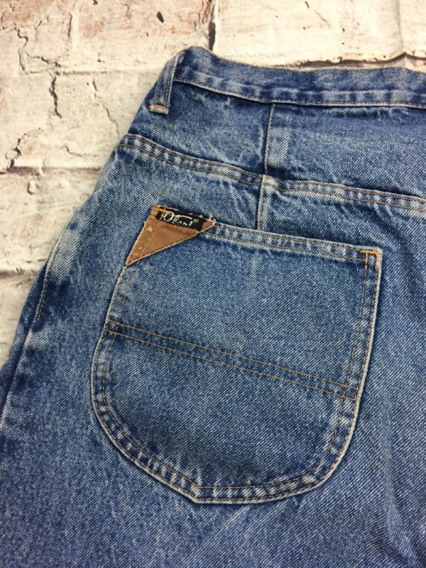 OBER Shorts Vintage 90s Made In France Patchs 10 rotated - OBER Shorts Vintage 90s Made In France Patchs
