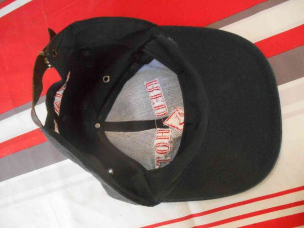 RED HOT Casquette Run Wild Vintage 90s Cowboy Gabba.. 1 - RED HOT Casquette Run Wild Vintage 90s Cowboy