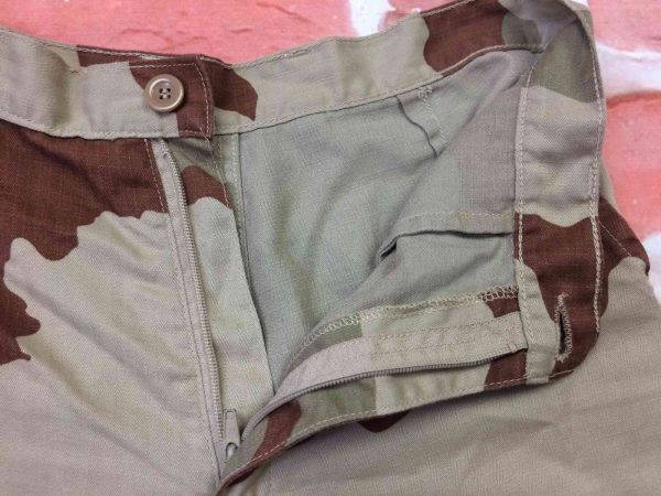 Shorts Court Camouflage Anti Moustiques Armee Gabba.. 2 - Shorts Court Camouflage Anti Moustiques Armée