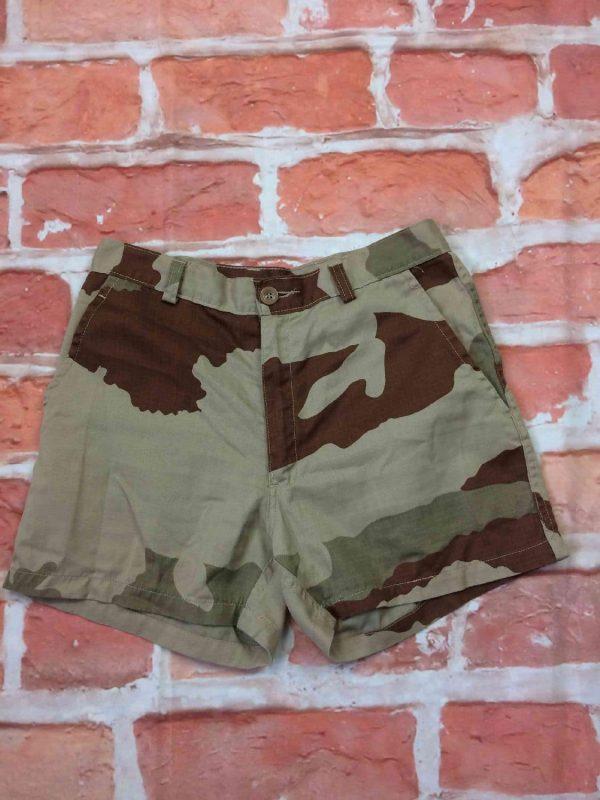 Shorts Court Camouflage Anti Moustiques Armée - Gabba...