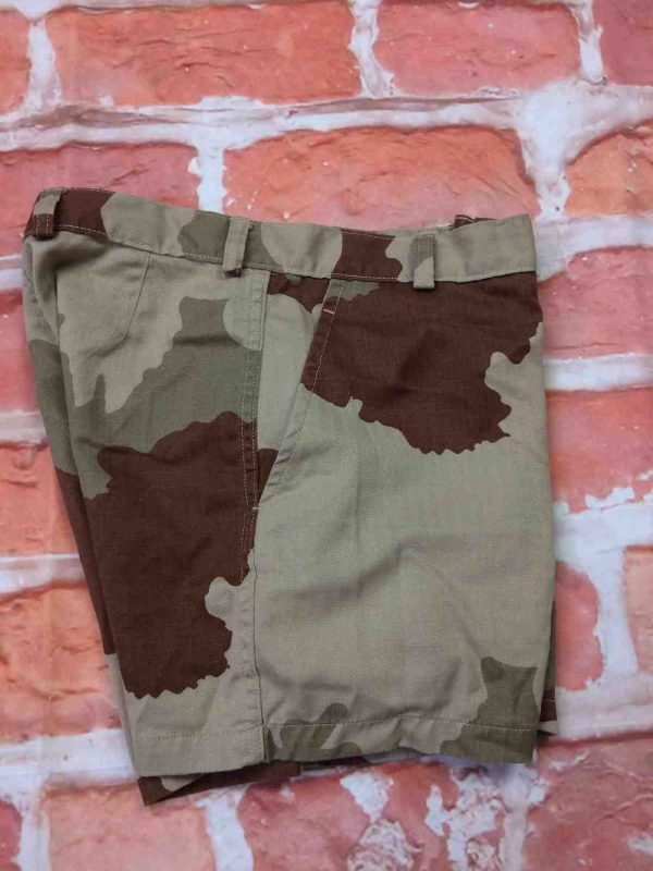 Shorts Court Camouflage Anti Moustiques Armee Gabba.. 4 - Shorts Court Camouflage Anti Moustiques Armée