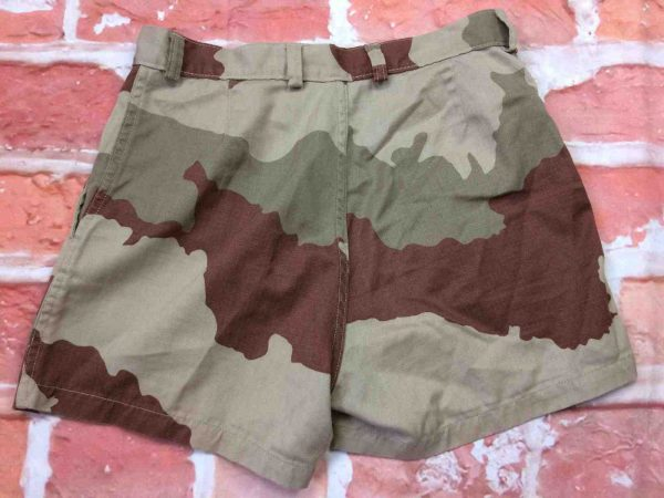 Shorts Court Camouflage Anti Moustiques Armee Gabba.. 5 - Shorts Court Camouflage Anti Moustiques Armée