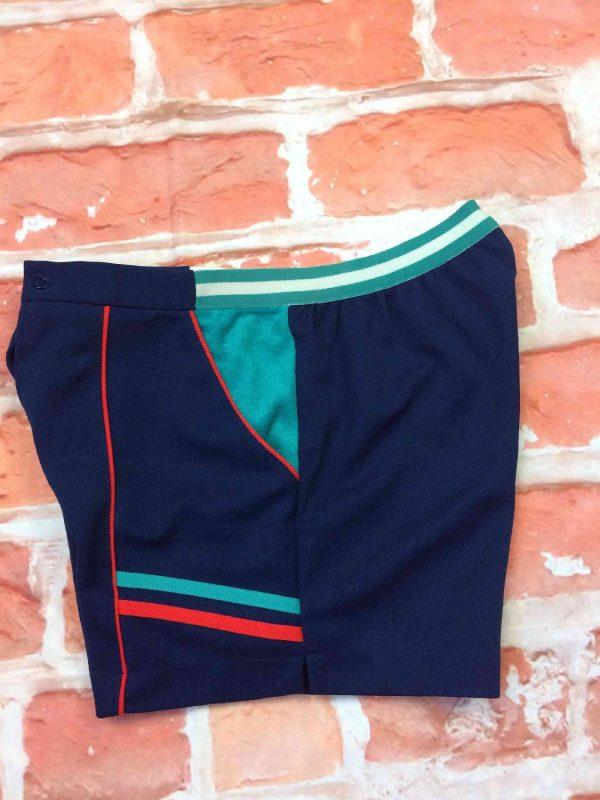 Shorts Vintage Annees 80 Tennis Old School Gabba Vintage 5 - Shorts Vintage Années 80 Tennis Old School