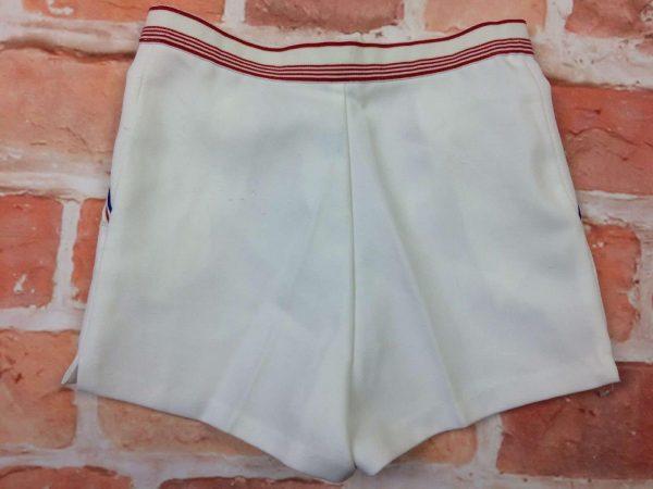 Sun Beach shorts 1 rotated - SUN BEACH Shorts Vintage Année 80 Tennis 12A