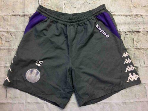 Shorts TOULOUSE, saison 2011 2012 , porté à entrainement / échauffement, N°44, de marque Kappa, élastique et cordon de serrage, Gara, TFC, Football, Ligue 1