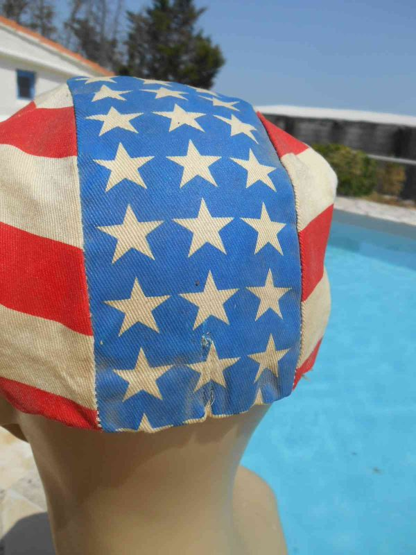 TOUR OF USA Casquette Vintage 80s Made in USA Gabba.. 5 - TOUR OF USA Casquette Vintage 80s Made in USA