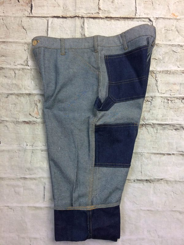 TRIGGER HAPPY London Bermuda Jeans Retourne 6 rotated - TRIGGER HAPPY London Bermuda Jeans Retourné