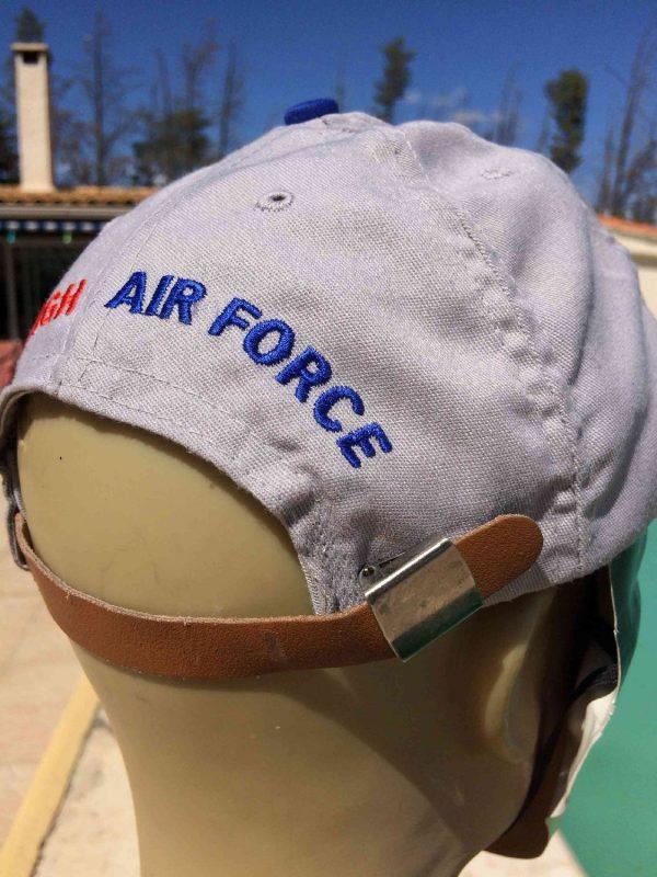 US AIR FORCE Casquette Vintage Aim High Armee Gabba.. 7 - US AIR FORCE Casquette Vintage Aim High Armée