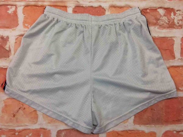 VIRGINIA SABRES Shorts Vintage 80s Made USA Gabba Vintage 9 rotated - VIRGINIA SABRES Shorts Vintage 80s Made USA