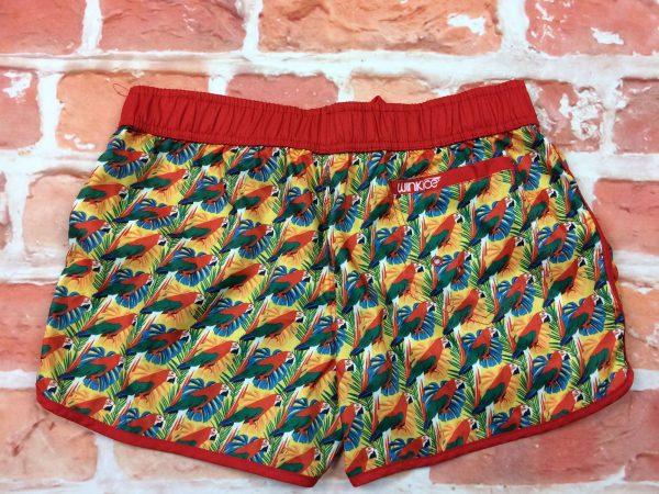WINKICE Maillot de Bain Short Homme Perroquet Gabba.. 1 rotated - WINKICE Maillot de Bain Short Homme Perroquet
