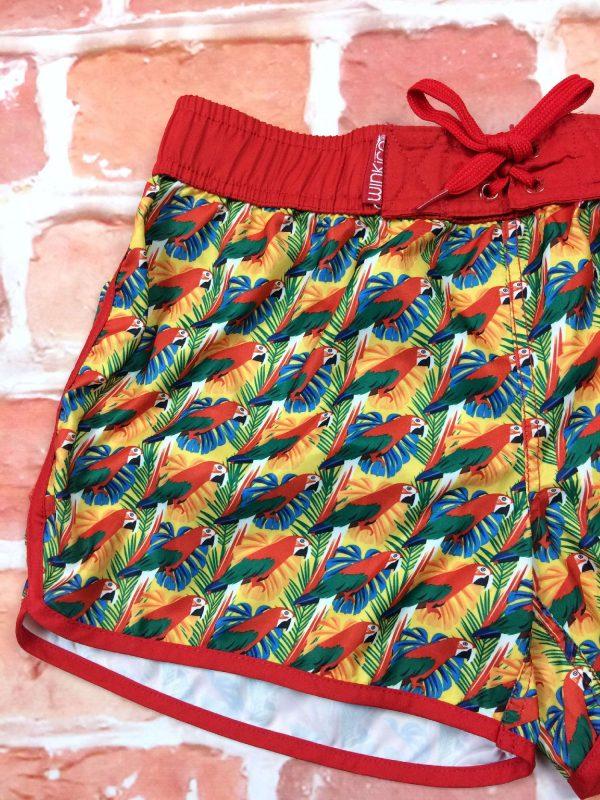 WINKICE Maillot de Bain Short Homme Perroquet Gabba.. 3 rotated - WINKICE Maillot de Bain Short Homme Perroquet