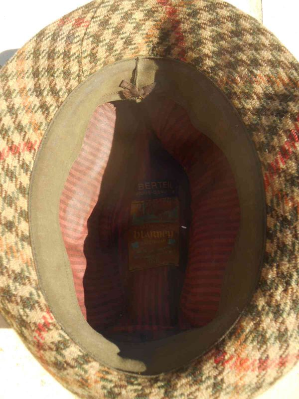blarney chapeau vintage 60s made in ireland 5 - BLARNEY Chapeau Vintage 60s Made in Ireland