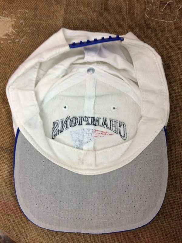 new england patriots casquette champions 1996 1 - NEW ENGLAND PATRIOTS Casquette Champions 1996