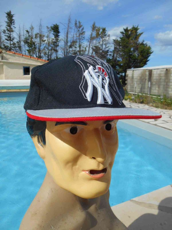 Casquette NY Yankees, marqueNew Era 59 Fifty, Genuine Merchandise, contient 100% laine, New York Cap Gorra Hat Baseball MLB New York