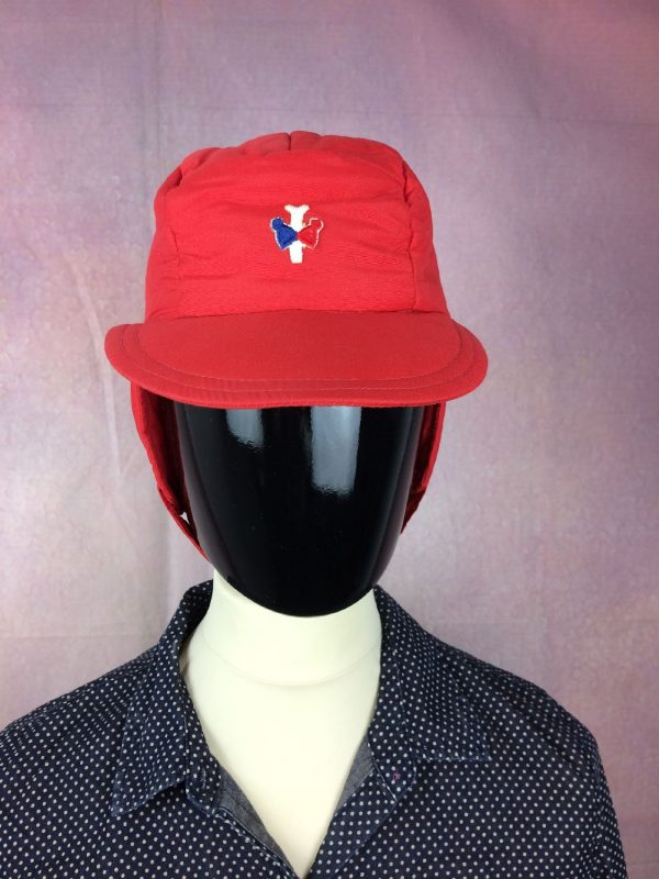 Casquette PIPOLAKI Vintage 80s Made in France Gabba.. 2 - Casquette PIPOLAKI Vintage 80s Made in France