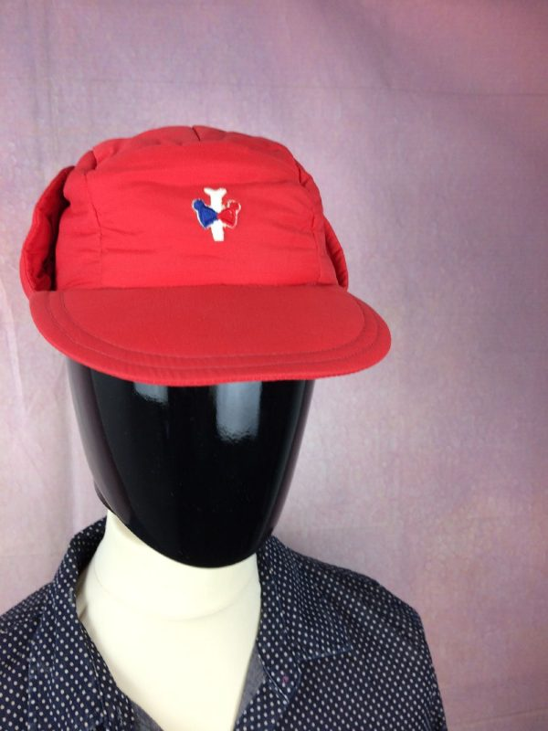 Casquette PIPOLAKI Vintage 80s Made in France Gabba.. 6 - Casquette PIPOLAKI Vintage 80s Made in France