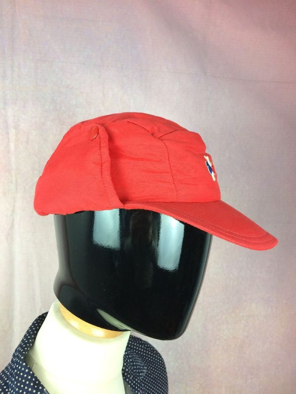 Casquette PIPOLAKI Vintage 80s Made in France Gabba.. 7 - Casquette PIPOLAKI Vintage 80s Made in France