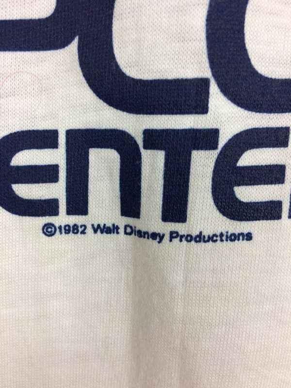 EPCOT CENTER T Shirt Walt Disney Vintage 1982 Gabba.. 4 - EPCOT CENTER T-Shirt Walt Disney Vintage 1982
