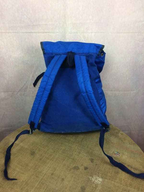 LAFUMA Sac A Dos Vintage 80s Made in France Gabba Vintage 6 - LAFUMA Sac A Dos Vintage 80s Made in France