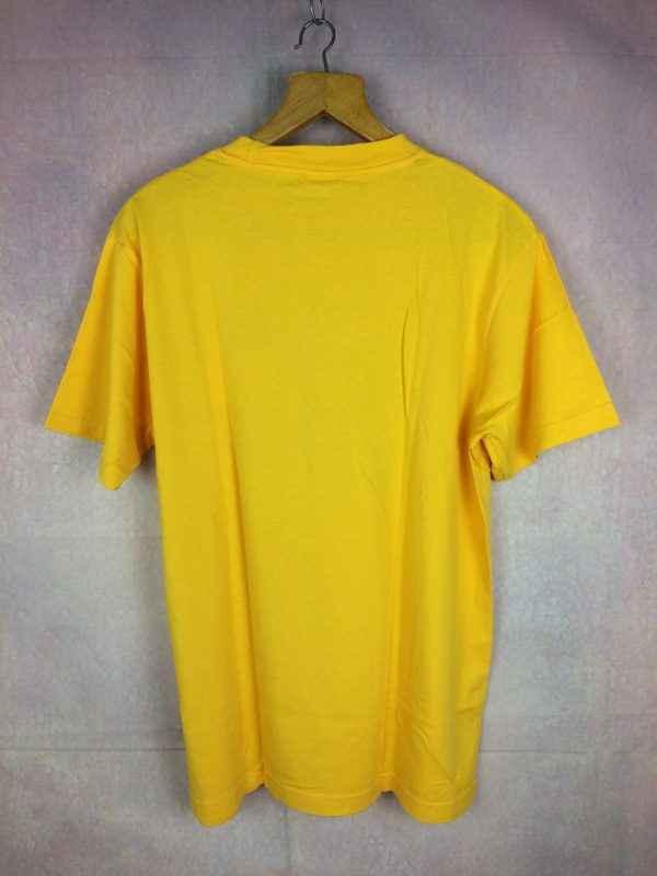 LE TOUR DE FRANCE T Shirt Official Jaune Gabba Vintage 1 - LE TOUR DE FRANCE T-Shirt Official Jaune