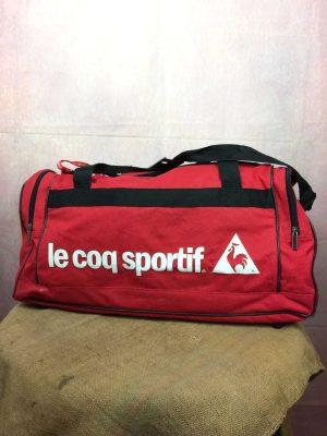 Le COQ SPORTIF Sac de Sport Vintage Annees 90 Gabba.. 2 - Autres Articles Vintage global