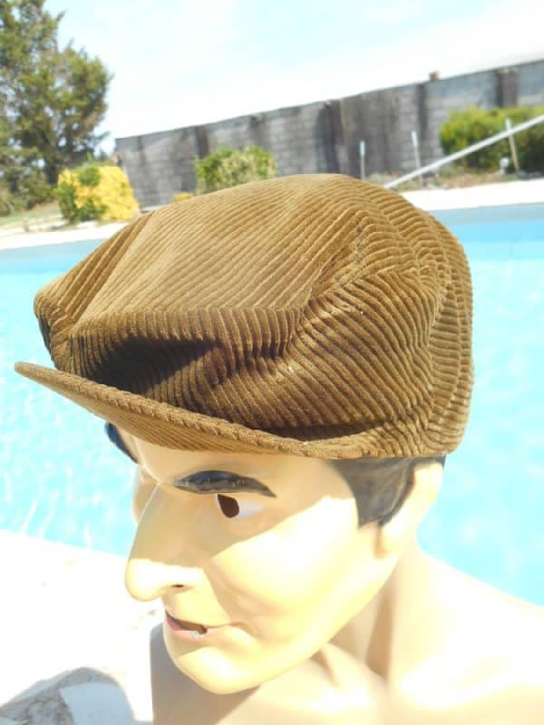 METEO Casquette Made in France Vintage 80s Gabba Vintage 3 - METEO Casquette Made in France Vintage 80s