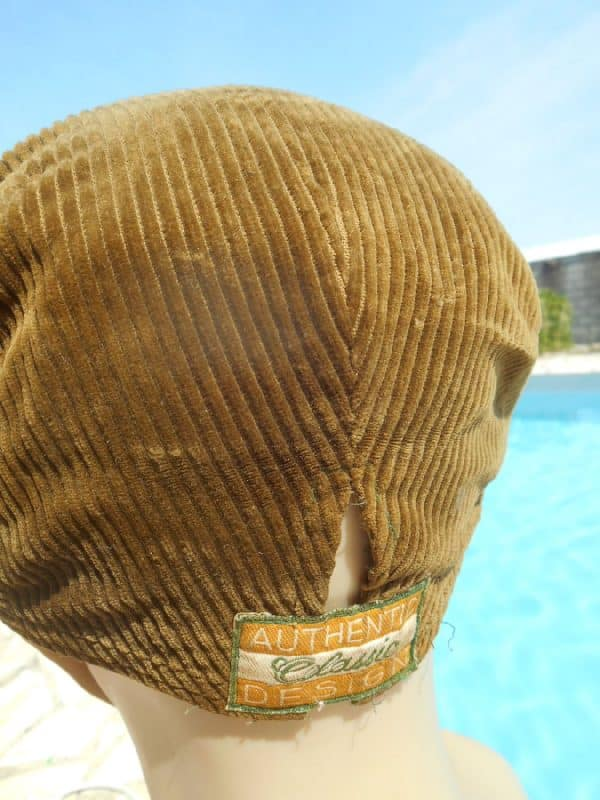 METEO Casquette Made in France Vintage 80s Gabba Vintage 4 - METEO Casquette Made in France Vintage 80s